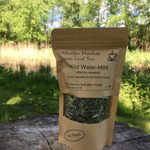 Wild Water-Mint Tea: 30g Loose Leaf