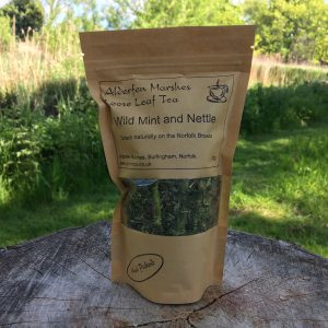 Wild Mint and Nettle Tea: 30g Loose Leaf