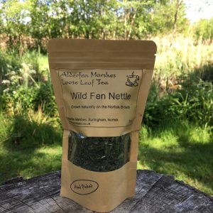 Wild Fen Nettle Tea: 30g Loose Leaf