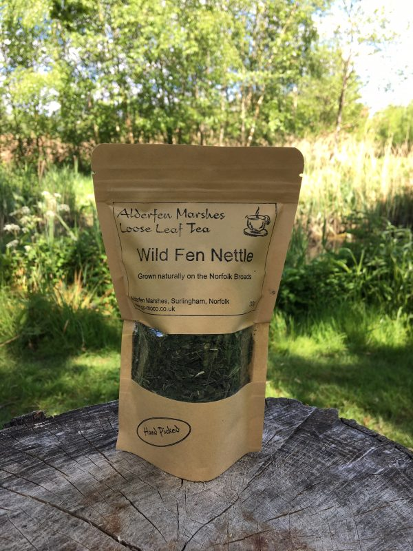 Loose Leaf Nettle Tea