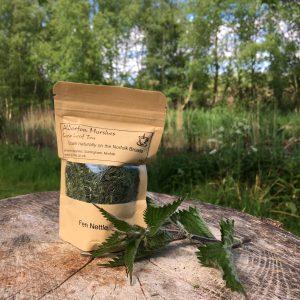 Wild Fen Nettle Tea: 10g Loose Leaf