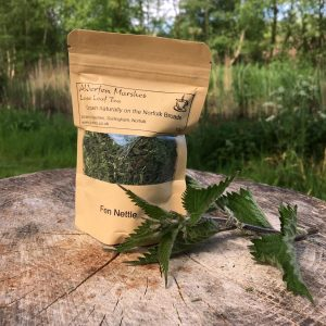 Wild Fen Nettle Tea: 10g Loose Leaf