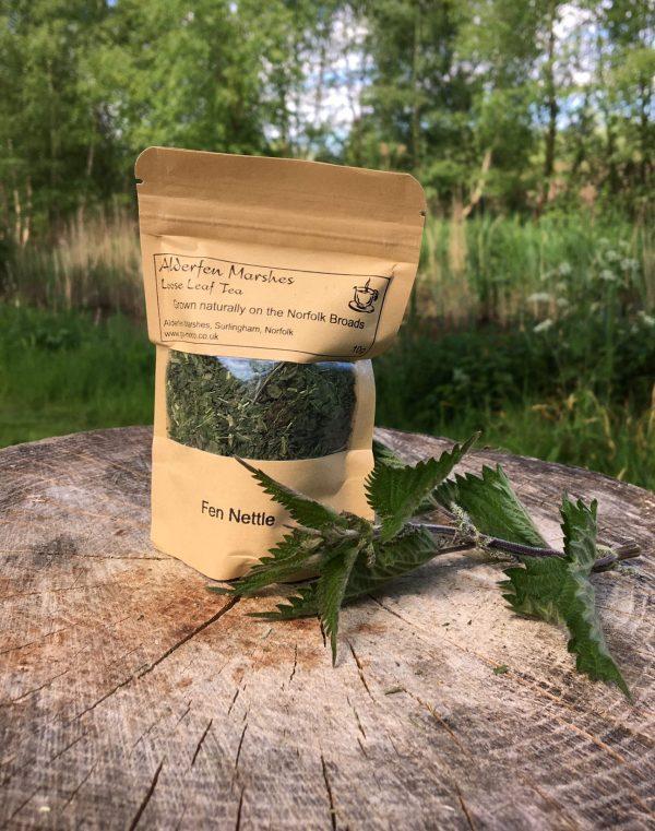Fen Nettle Loose Leaf Tea
