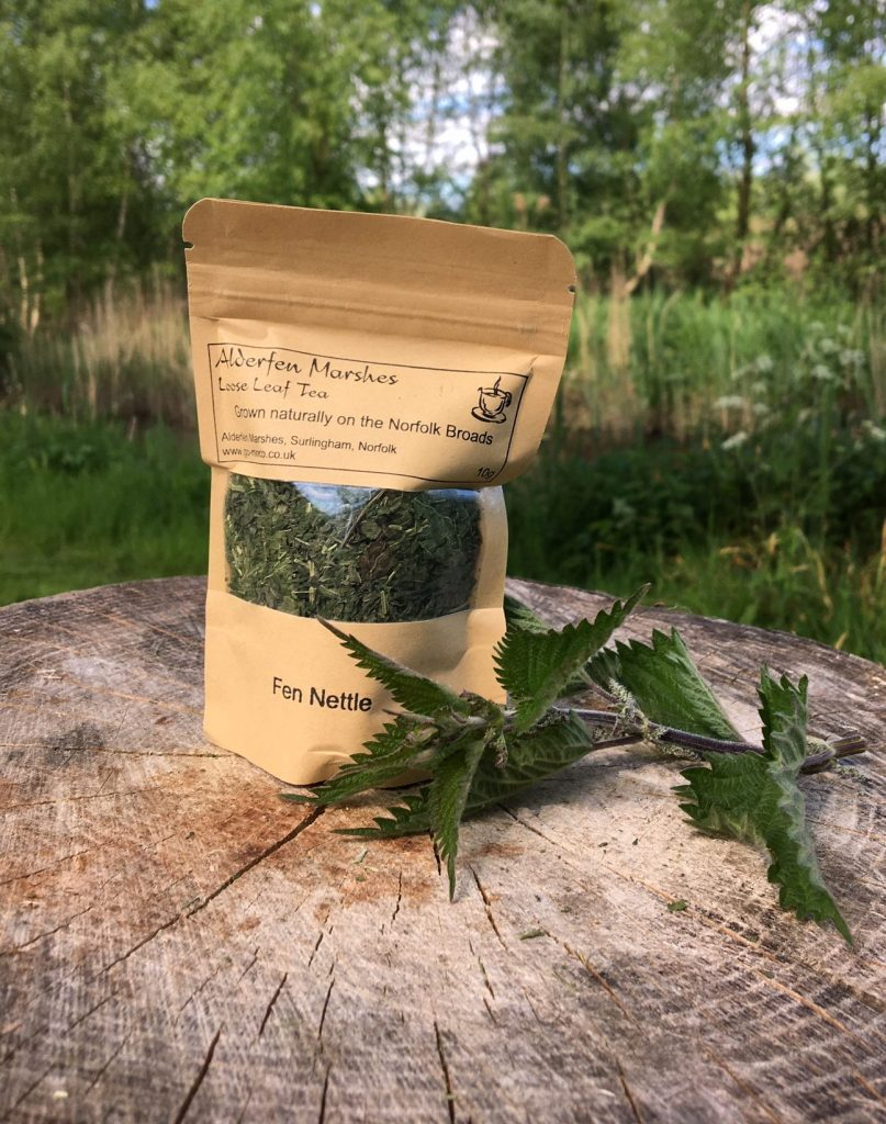Fen Nettle Loose Leaf Tea