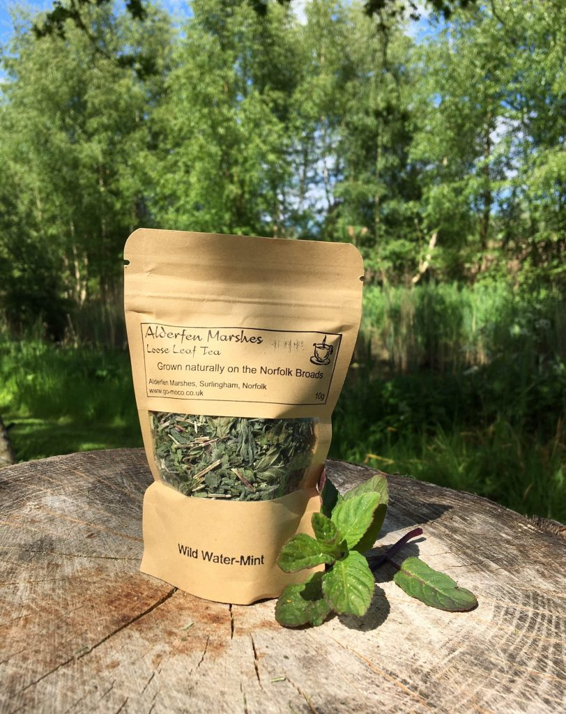Water-Mint Loose Leaf Tea