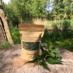 Wild Water-Mint and Fen Nettle Tea: 10g Loose Leaf
