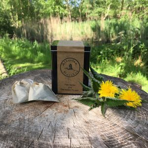 Wild Fen Nettle and Dandelion: Eco-Friendly Teabags