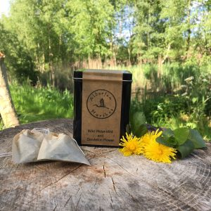 Wild Water-Mint and Dandelion: Eco-Friendly Teabags