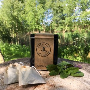 Wild Water-Mint: Eco-Friendly Teabags