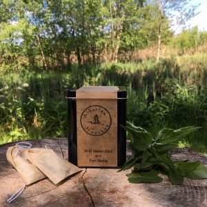 Wild Water-Mint and Fen Nettle: Eco-Friendly Teabags