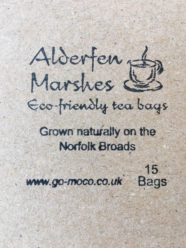 Eco Teabag Label