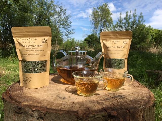 Wild Teas Alderfen Marshes